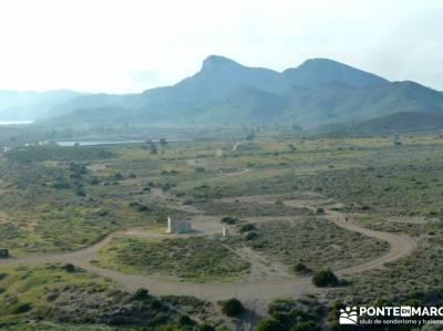 Calblanque y Calnegre - Cabo Tiñoso; excursiones y senderismo;viajes excursiones;viaje puente de ma